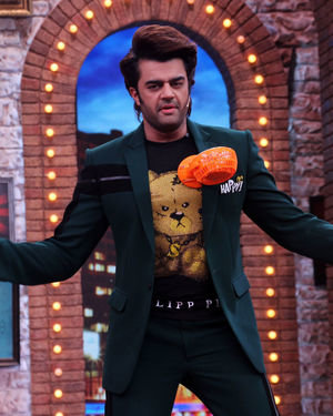 Manish Paul - Photos: Celebs On The Sets Of Zee Tv Movie Masti With Manish Paul | Picture 1688967
