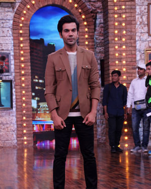 Rajkummar Rao - Photos: Celebs On The Sets Of Zee Tv Movie Masti With Manish Paul | Picture 1688975
