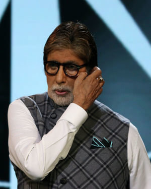 Amitabh Bachchan - Photos: Celebs At NDTV Swachhagraha At Yashraj Studios In Andheri | Picture 1689058