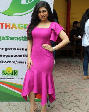 Tulsi Kumar - Photos: Celebs At NDTV Swachhagraha At Yashraj Studios In Andheri