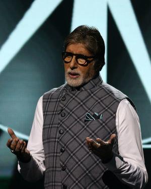 Amitabh Bachchan - Photos: Celebs At NDTV Swachhagraha At Yashraj Studios In Andheri