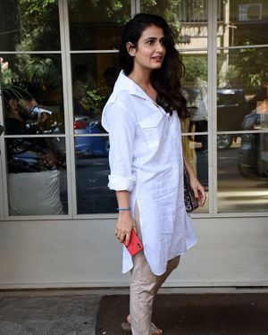 Fatima Sana Shaikh - Photos: Celebs Spotted At Sequel Bandra | Picture 1689551