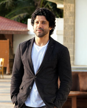 Farhan Akhtar - Photos: Promotion Of Film The Sky Is Pink At Sun N Sand | Picture 1689355