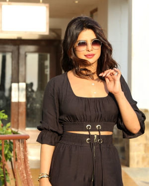 Priyanka Chopra - Photos: Promotion Of Film The Sky Is Pink At Sun N Sand | Picture 1689359