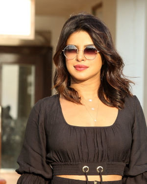Priyanka Chopra - Photos: Promotion Of Film The Sky Is Pink At Sun N Sand
