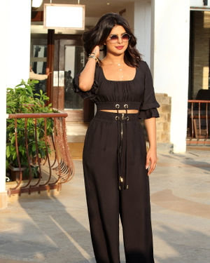 Priyanka Chopra - Photos: Promotion Of Film The Sky Is Pink At Sun N Sand | Picture 1689361