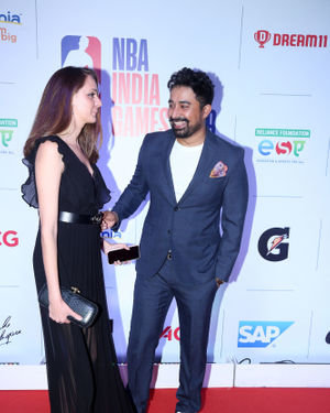Photos: Welcome Reception Of NBA India Games At St Regis Hotel