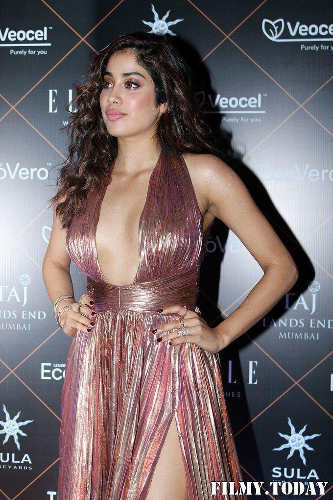 Janhvi Kapoor - Photos: Elle Beauty Awards 2019   Picture 1689826