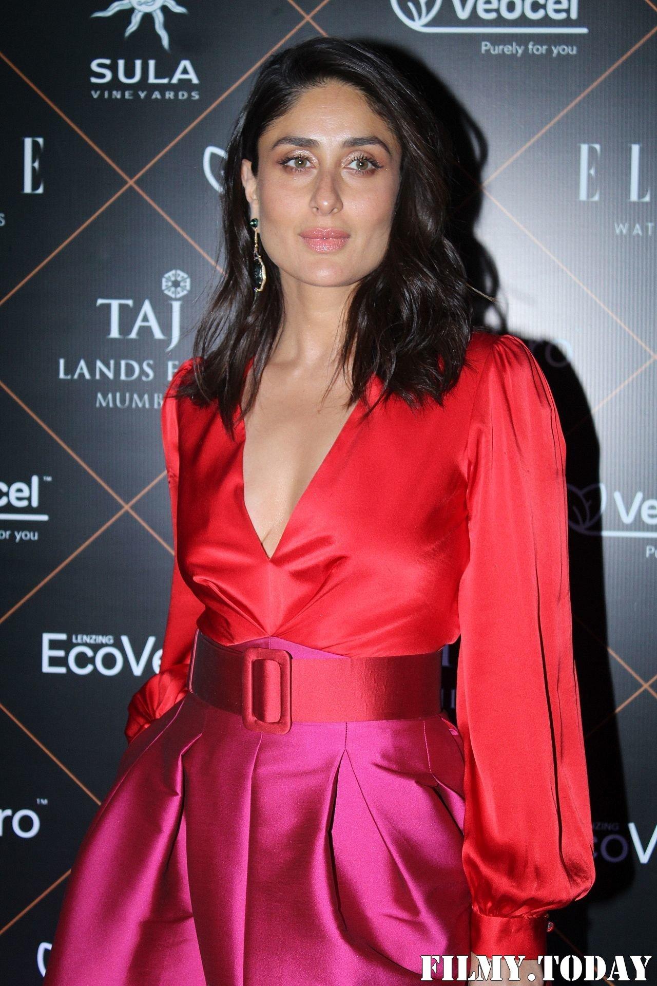 Kareena Kapoor - Photos: Elle Beauty Awards 2019   Picture 1689828