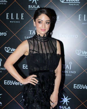Sandeepa Dhar - Photos: Elle Beauty Awards 2019