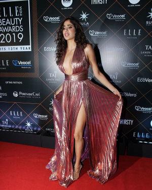 Janhvi Kapoor - Photos: Elle Beauty Awards 2019 | Picture 1689774