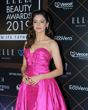 Aamna Sharif - Photos: Elle Beauty Awards 2019