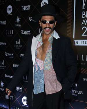 Ranveer Singh - Photos: Elle Beauty Awards 2019 | Picture 1689790