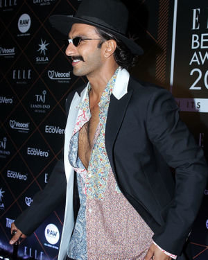 Ranveer Singh - Photos: Elle Beauty Awards 2019 | Picture 1689787