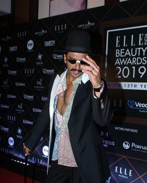 Ranveer Singh - Photos: Elle Beauty Awards 2019 | Picture 1689749