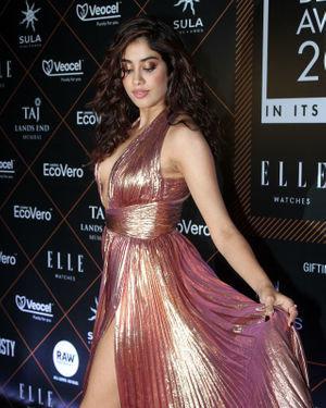 Janhvi Kapoor - Photos: Elle Beauty Awards 2019 | Picture 1689798