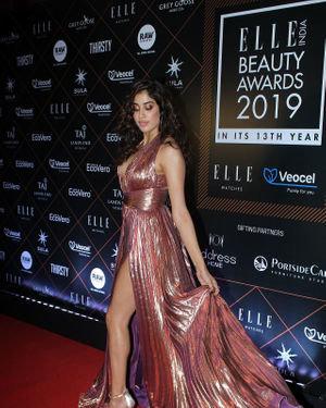 Janhvi Kapoor - Photos: Elle Beauty Awards 2019 | Picture 1689766