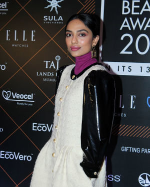 Shobita Dhulipala - Photos: Elle Beauty Awards 2019
