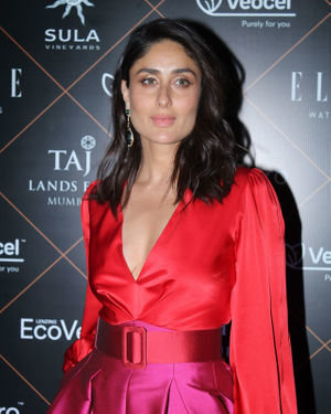 Kareena Kapoor - Photos: Elle Beauty Awards 2019