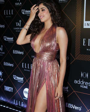Janhvi Kapoor - Photos: Elle Beauty Awards 2019 | Picture 1689800