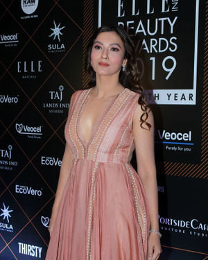Gauhar Khan - Photos: Elle Beauty Awards 2019