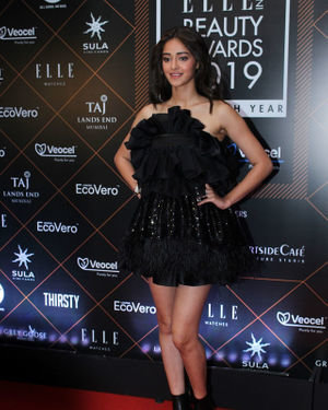 Ananya Pandey - Photos: Elle Beauty Awards 2019 | Picture 1689763