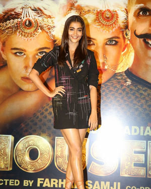 Pooja Hegde - Photos: Housefull 4 Press Conference At Hyderabad | Picture 1690005