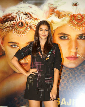 Pooja Hegde - Photos: Housefull 4 Press Conference At Hyderabad | Picture 1690004