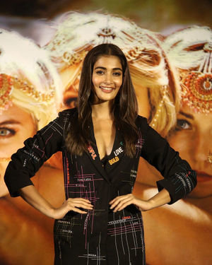 Pooja Hegde - Photos: Housefull 4 Press Conference At Hyderabad | Picture 1690064