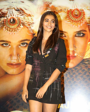 Pooja Hegde - Photos: Housefull 4 Press Conference At Hyderabad | Picture 1690008