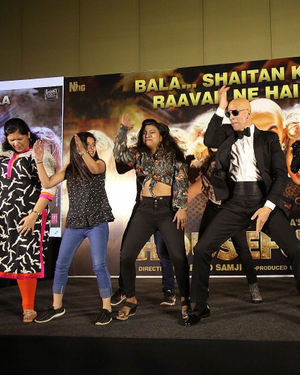 Photos: Housefull 4 Press Conference At Hyderabad