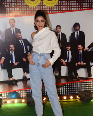 Deepika Padukone - Photos: Wrapup Party Of Film 83 At BKC