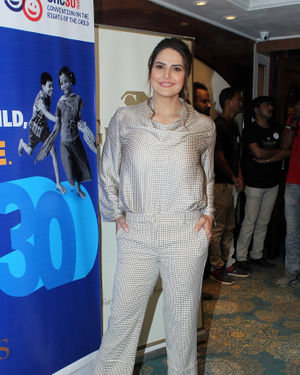 Zareen Khan - Photos: Press Conference Of Gravittus Foundation & UNICEF On Child Rights | Picture 1690741