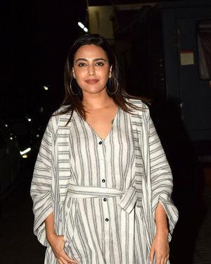 Swara Bhaskar - Photos: Screening Of The Sky Is Pink At PVR Juhu