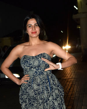 Kirti Kulhari - Photos: Screening Of The Sky Is Pink At PVR Juhu | Picture 1690815