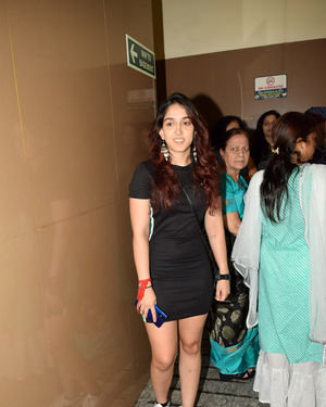 Ira Khan - Photos: Screening Of The Sky Is Pink At PVR Juhu   Picture 1690757
