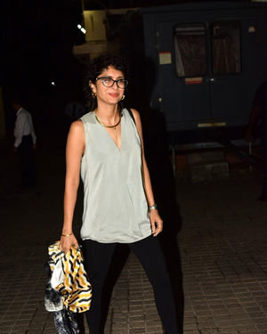 Kiran Rao - Photos: Screening Of The Sky Is Pink At PVR Juhu | Picture 1690850