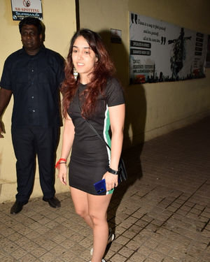 Ira Khan - Photos: Screening Of The Sky Is Pink At PVR Juhu   Picture 1690756