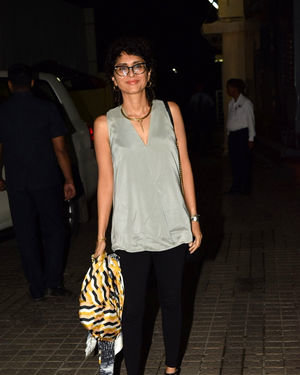 Kiran Rao - Photos: Screening Of The Sky Is Pink At PVR Juhu