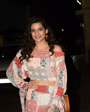 Mithila Palkar - Photos: Screening Of The Sky Is Pink At PVR Juhu