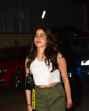 Janhvi Kapoor - Photos: Screening Of The Sky Is Pink At PVR Juhu | Picture 1690795