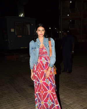 Athiya Shetty - Photos: Screening Of The Sky Is Pink At PVR Juhu