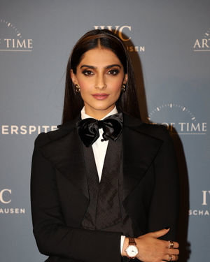 Photos: Sonam Kapoor At The Launch Of IWC Schaffhausen Watches