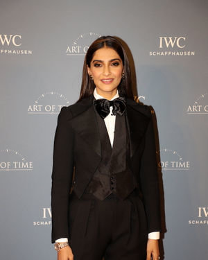 Photos: Sonam Kapoor At The Launch Of IWC Schaffhausen Watches | Picture 1691029