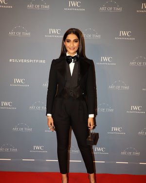 Photos: Sonam Kapoor At The Launch Of IWC Schaffhausen Watches | Picture 1691025