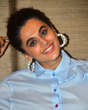 Taapsee Pannu - Photos: Celebs Spotted At Jw Marriott