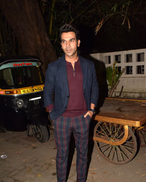 Rajkummar Rao - Photos: Celebs Spotted at Juhu