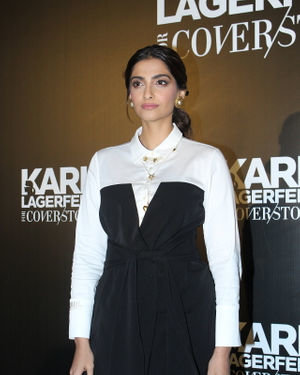Photos: Sonam Kapoor Ahuja At The Launch Of Cover Story Capsule Collection