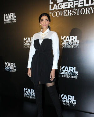 Photos: Sonam Kapoor Ahuja At The Launch Of Cover Story Capsule Collection | Picture 1692039