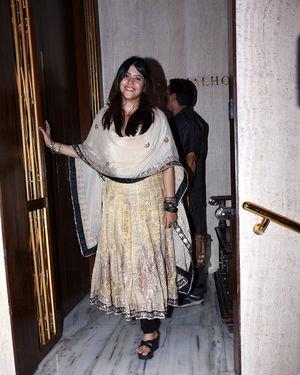 Ekta Kapoor - Photos: Celebs At Manish Malhotra's Diwali Party